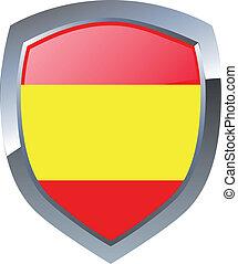 emblema, españa