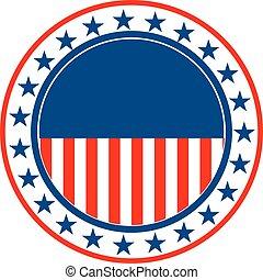 emblema, eua