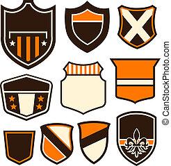 emblema, símbolo, desenho