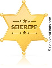 emblema sheriff