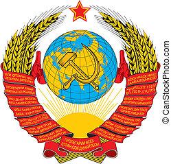 emblema, u.r.s.s.