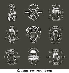emblems., セット, 醸造
