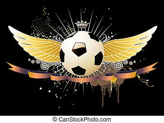 emblems, voetbal