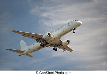 Embraer 190-100 IGW -  Airplane