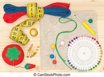 Embroidery accessories