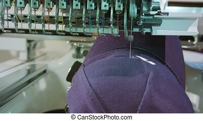 Embroidery Deals logo on the Cap - Embroidery machine deals...