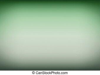 Emerald Green Gradient Background