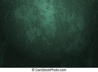emerald green grunge background