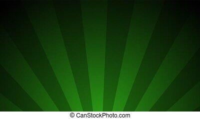 Emerald Green Radial Loop - Perfectly seamless loop features...