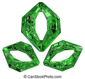 Emerald Zeros
