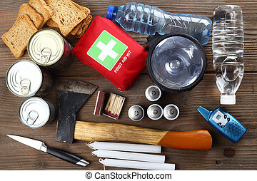 emergencia, artículos, cicatrizarse