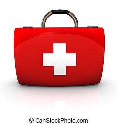 emergencia, caso