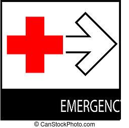 emergencia, doctor