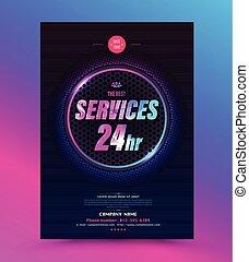 Emergency 24hr services