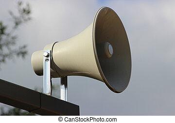 Emergency Alert System Siren - Outdoor Warning Siren System...