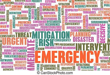 Emergency Concept
