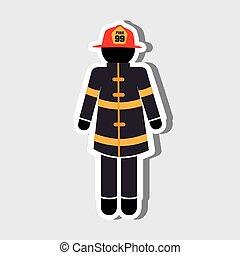 emergency icon design