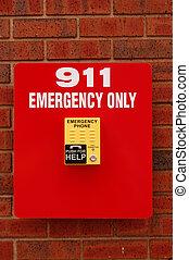 Emergency phone