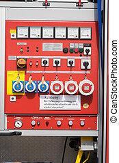 Emergency power unit