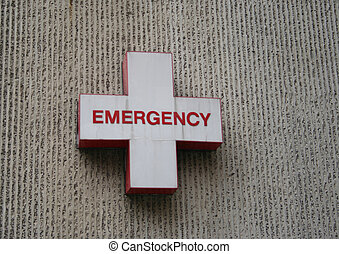 Emergency room symbol