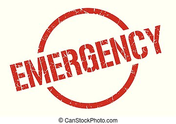 emergency stamp