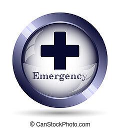 emergenza, icona