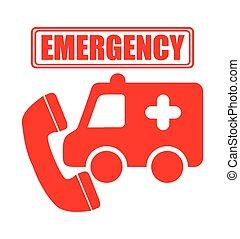 emergenza, segnale