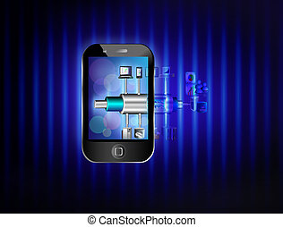 Emerging Mobile technology and mobile enterprise application...