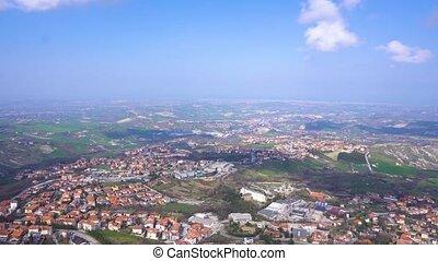 Emilia-Romagna region of northern Italy, Province of Rimini