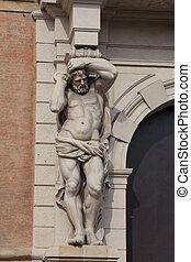 emilia-romagna romagna, イタリア, 建築, ボローニャ