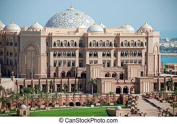Emirates Palace - The luxury emirates palace hotel in Abu ...