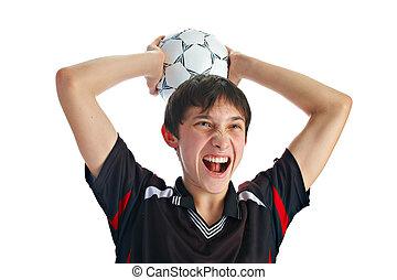 emocional, jogador futebol