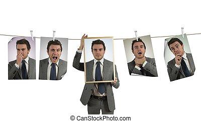 emociones, empresa / negocio