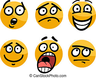 emoticon , θέτω , εικόνα , γελοιογραφία , ισχυρό αίσθημα , ή