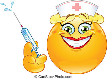 emoticon, 看護婦