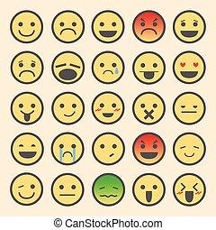 Emoticon, 設置