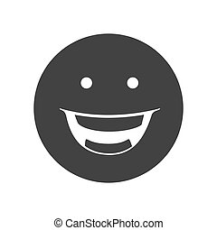 emoticon happy face