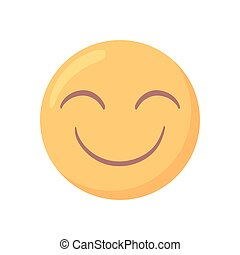 emoticon smile face