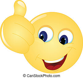 emoticon thumbs up