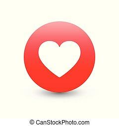emoticon, wektor, projektować, 3d, ikona