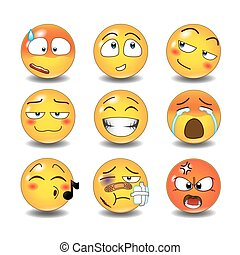 emoticons, állhatatos