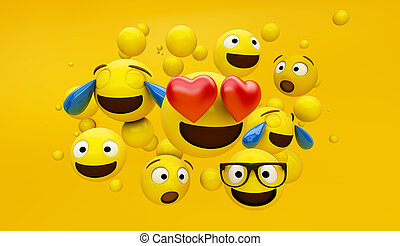emoticons group