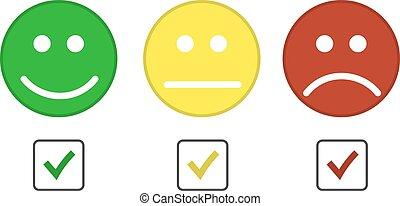 emoticons, smiley, icône