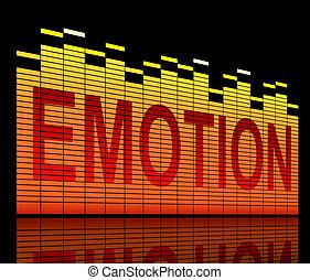 emotion, concept.