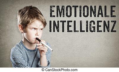 Emotionale Intelligenz, German text for Emotional ...