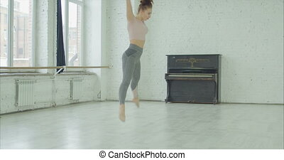 Emotionally stressed dancer going off beat - Emotionally...