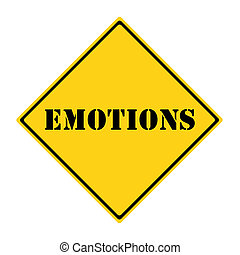 Emotions Sign