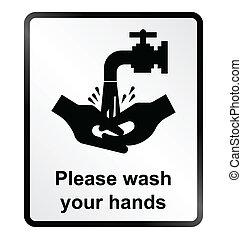 empêcher, information, infection, signe
