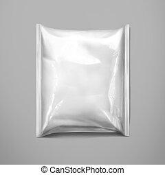 empaquetado, plástico