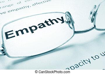 empathy, 印